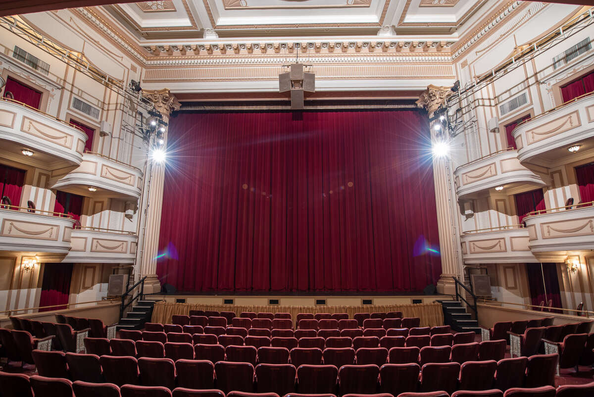 The Shubert Theatre in New Haven will welcome audiences back this fall.