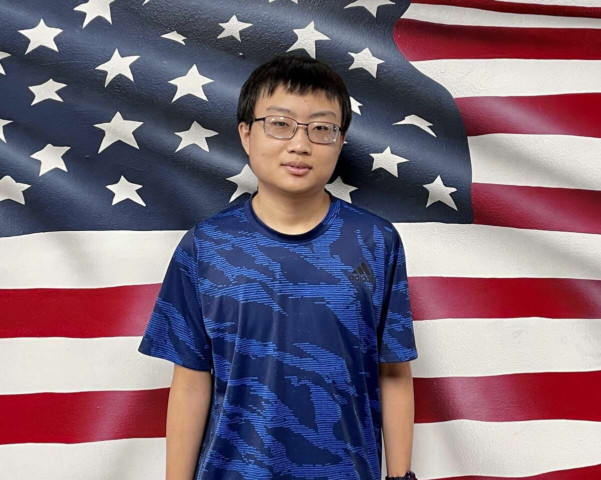 Friendswood High School student Chumeng Cai has qualified as a semifinalist in the 2022 National Merit Scholarship competition.
