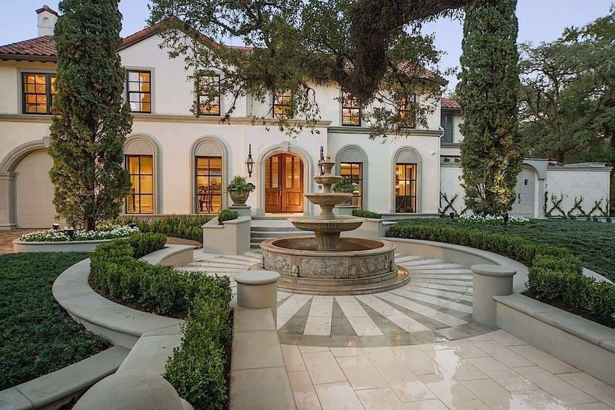 A historic remodeled Roman villa just hit the market in the Edgemont district for $6.5 million.
