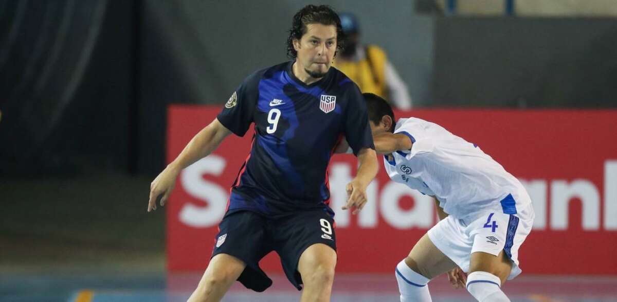 New Sacred Heart Academy soccer coach Everson Maciel represented the United States at the FIFA Futsal World Cup in Lithuania.