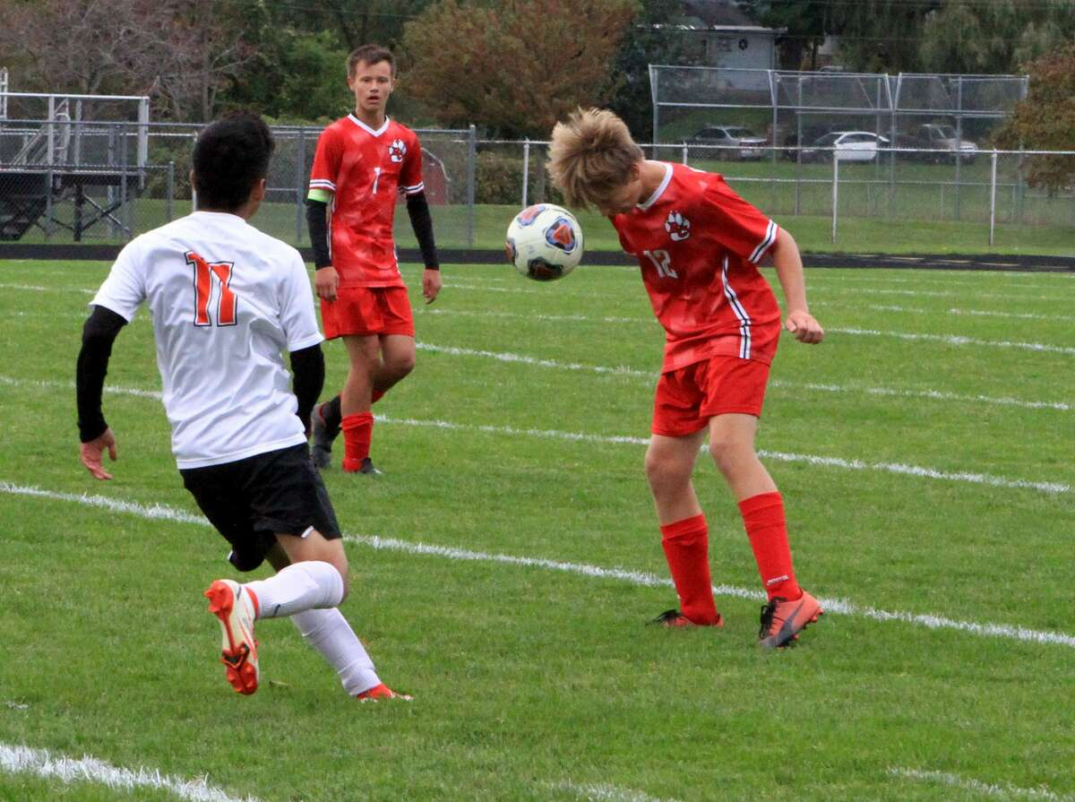 Reed City's soccer team was defeated at home 11-3 by Grant on Wednesday afternoon.