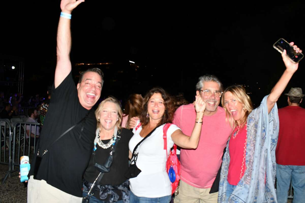 Stamford Downtown's Wednesday Nite Live series featured The Village People at Mill River Park on Sept. 22, 2021 Were you SEEN?