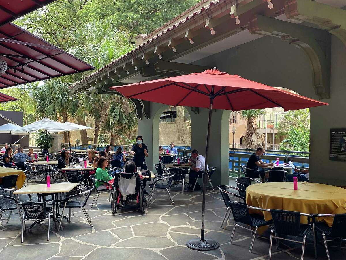Ácenar on the River Walk is a progressive Mexican restaurant and bar with outdoor seating.