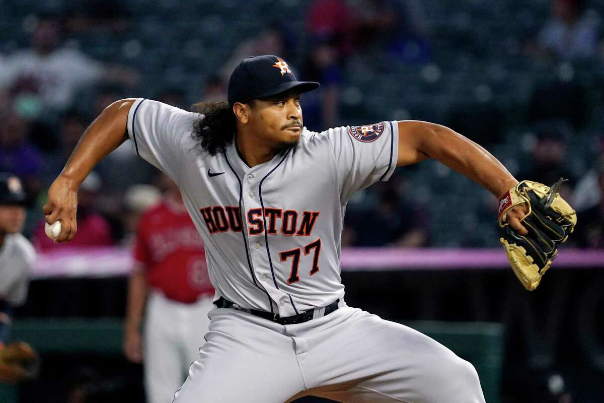 Luis Garcia worked six shutout innings Wednesday but a closer look at his outing may provide cause for concern.