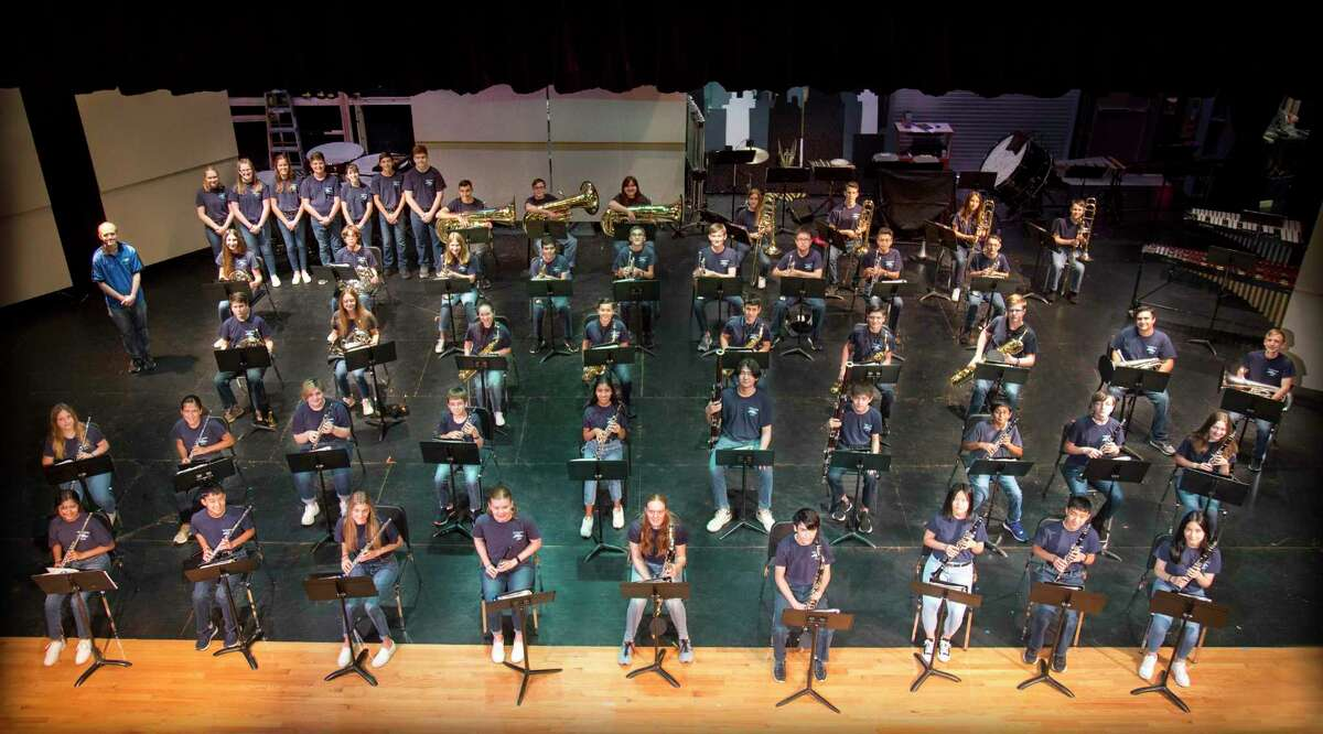 Friendswood ISD band members at Friendswood Junior High and Friendswood High School were named to the Foundation for Music Education's Mark of Excellence for the 2020-21 school year.