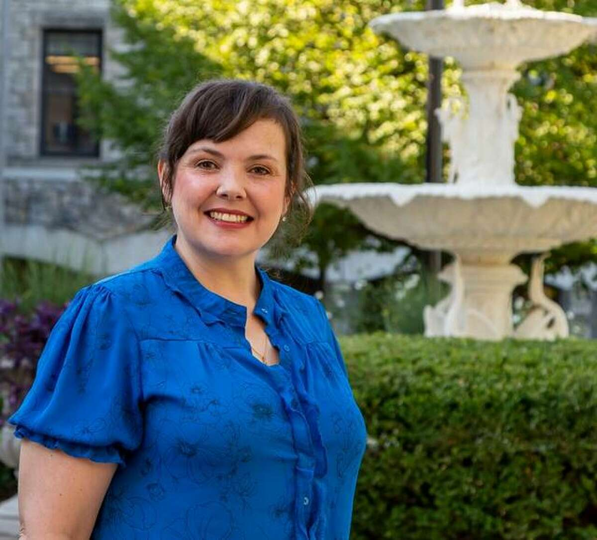 DeAnna Massie is Lewis and Clark Community College's 2021 Emerson Electric Excellence in Teaching Award nominee.