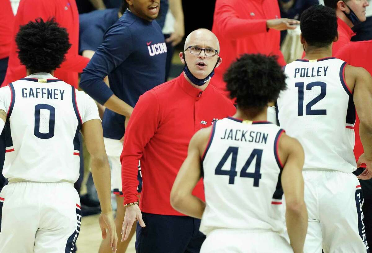 UConn and coach Dan Hurley will open Big East play on Dec. 18 at home against Providence.