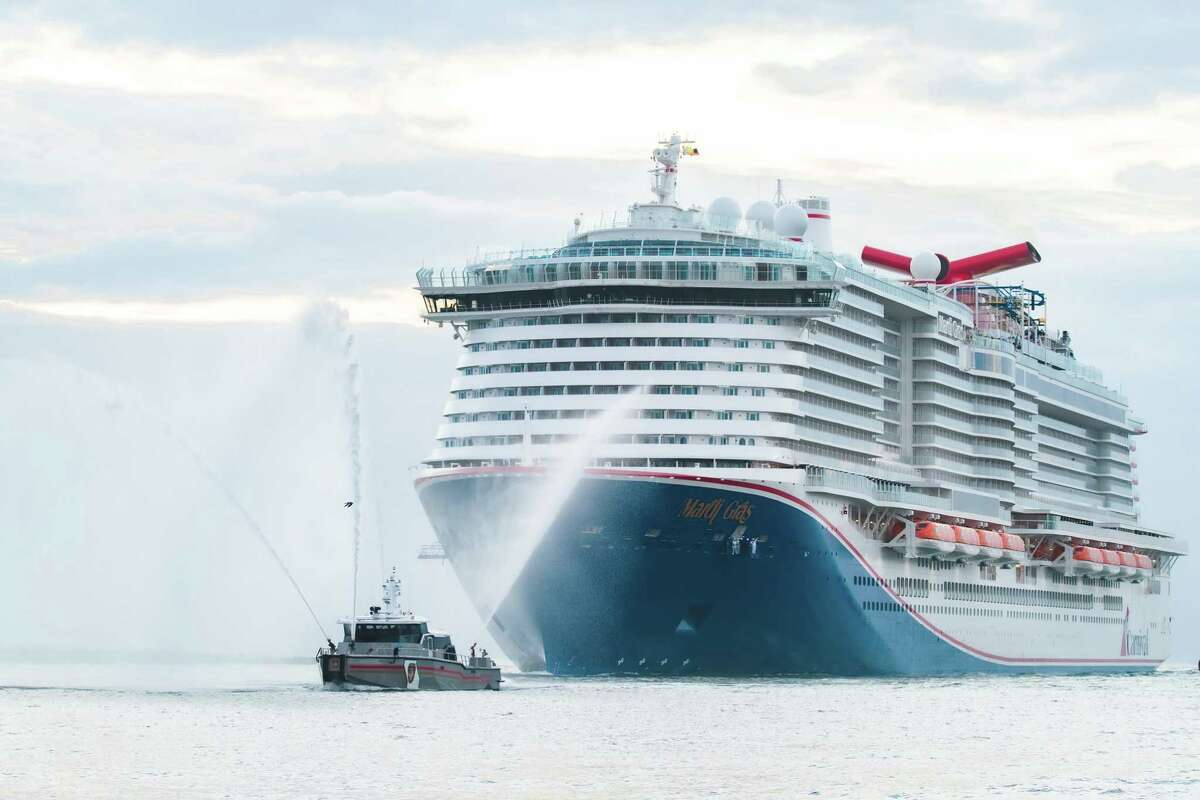 Carnival Cruise Line has three LNG-powered ships either in service or on order, the company said. Mardi Gras debuted from Port Canaveral July 31, 2021, Carnival Celebration is scheduled to enter service from Miami in late 2022 and a yet-unnamed cruise ship is on order for 2023.