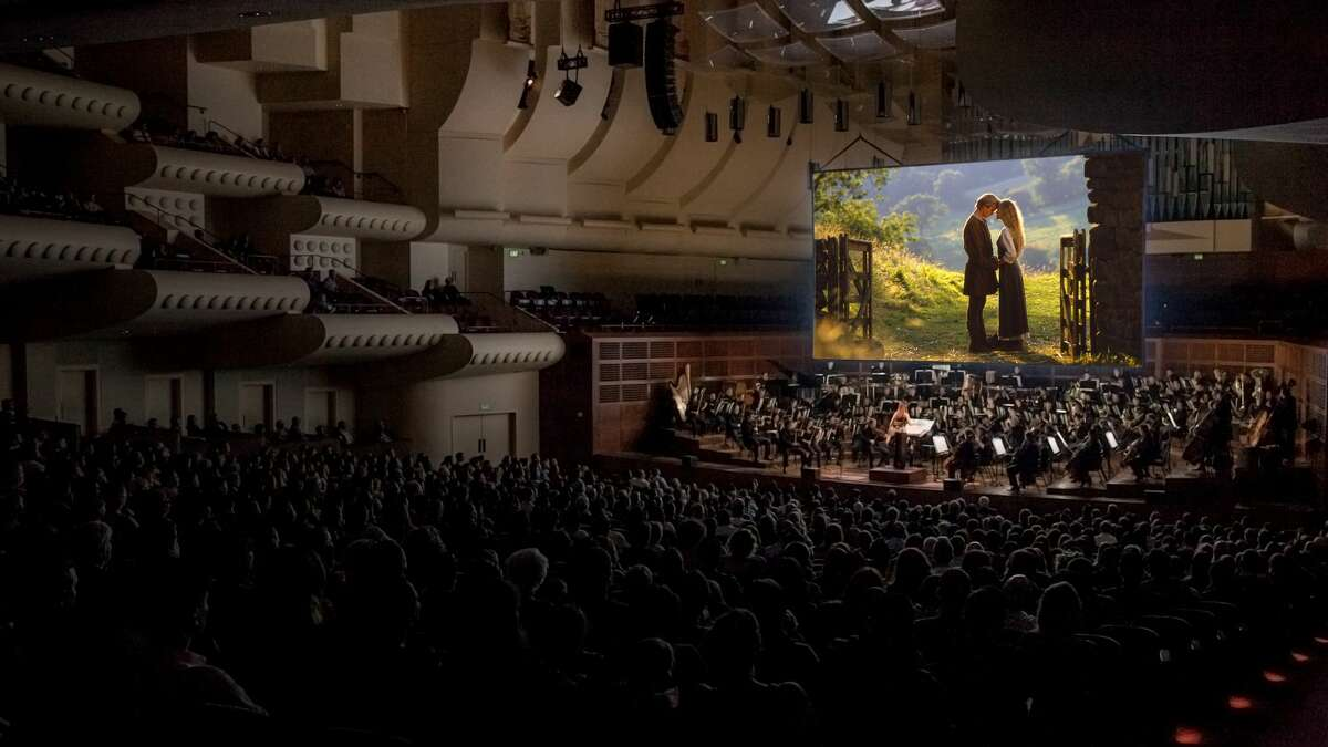 """The San Francisco Symphony featured """"The Princess Bride"""" as part of its film series on Sept. 22, 2021. A second screening is taking place Sept. 23."""
