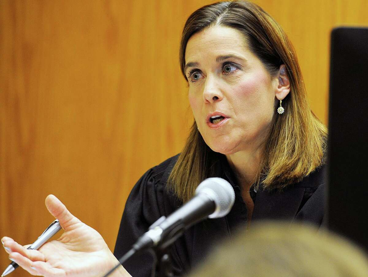 State Superior Court Judge Barbara Bellis.