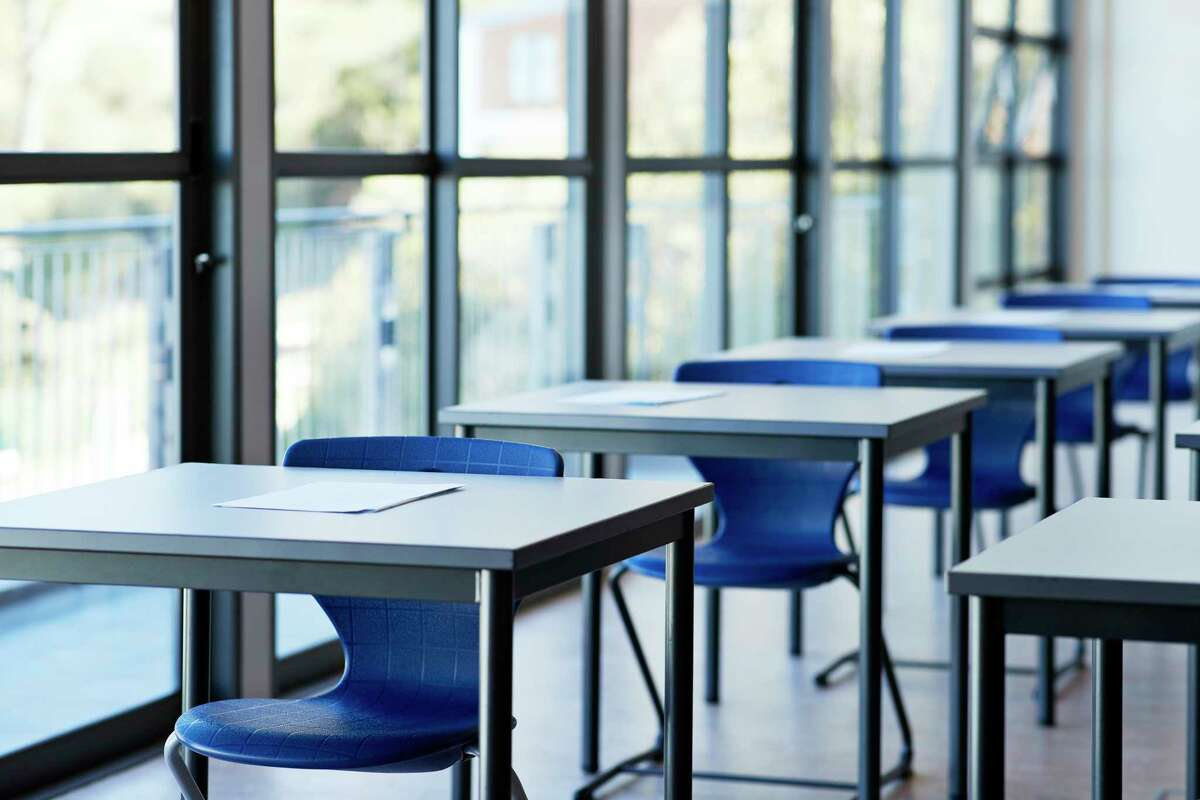 Rising COVID-19 cases have forced the closure of both Crossroads Charter Academy and Evart Public Schools this month, with CCA's closure through Oct. 3 becoming the most lengthy shutdown for a school in the area as of the start of the academic year. (Photo Courtesy of Getty Images)