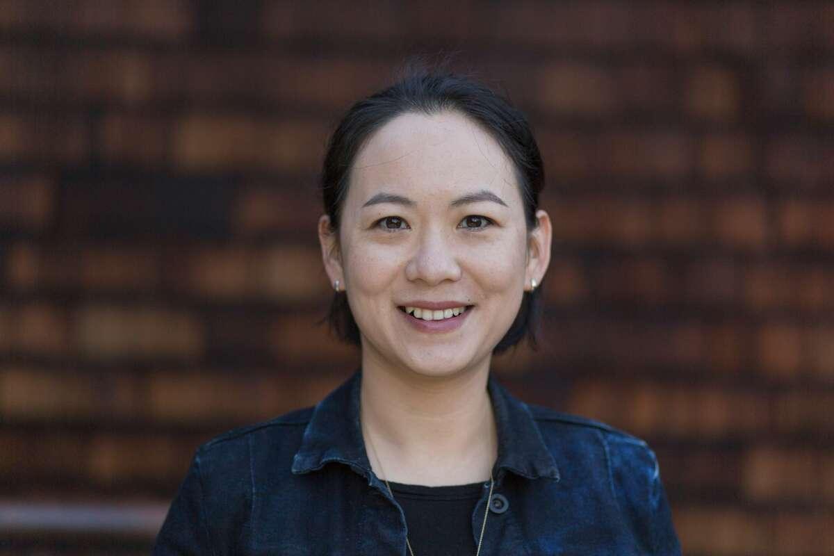 Ying Zhao, San Francisco Chronicle newsroom engineer.