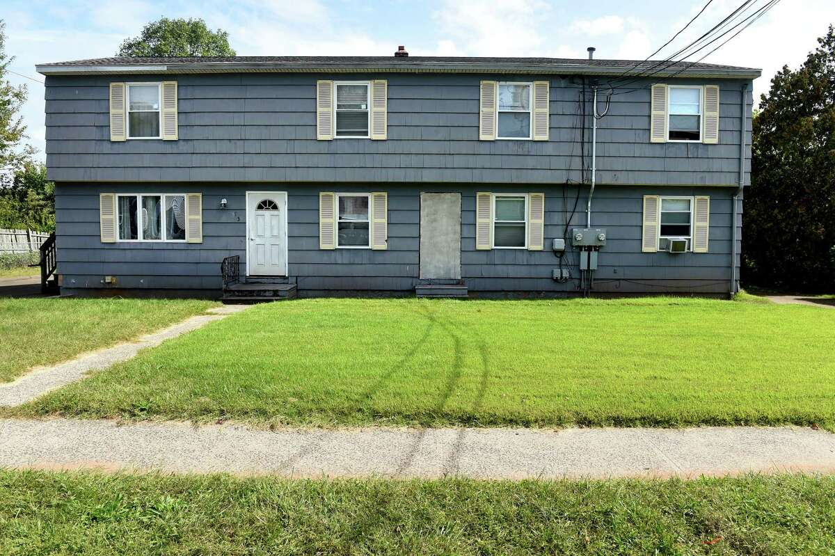 Caroline Manor on Clark Avenue in East Haven Sept. 23, 2021.