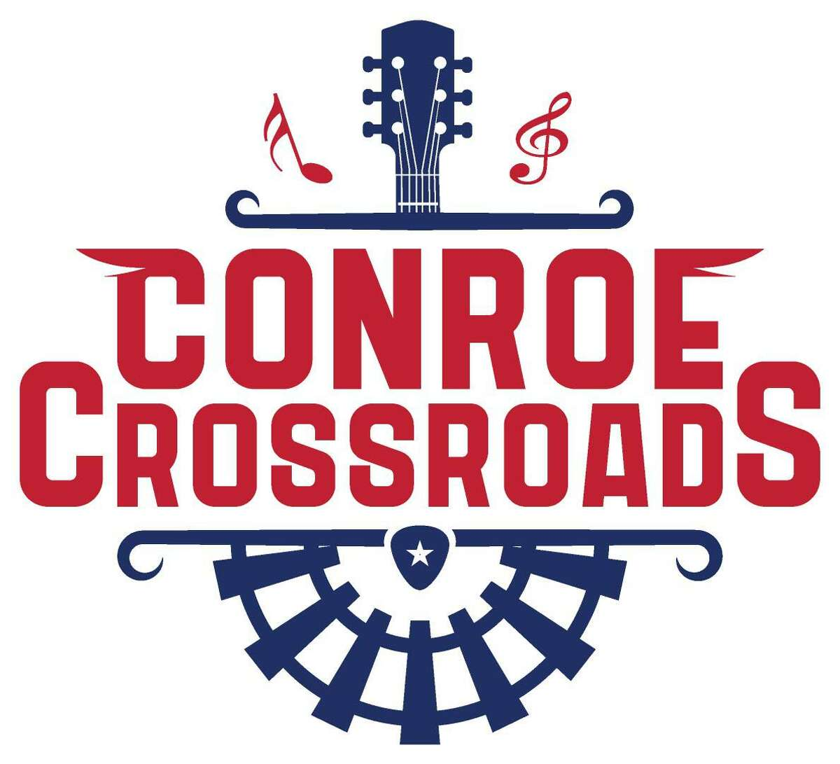 The Conroe Crossroads Music Festival will fill downtown Conroe with tunes April 7-10, 2022.