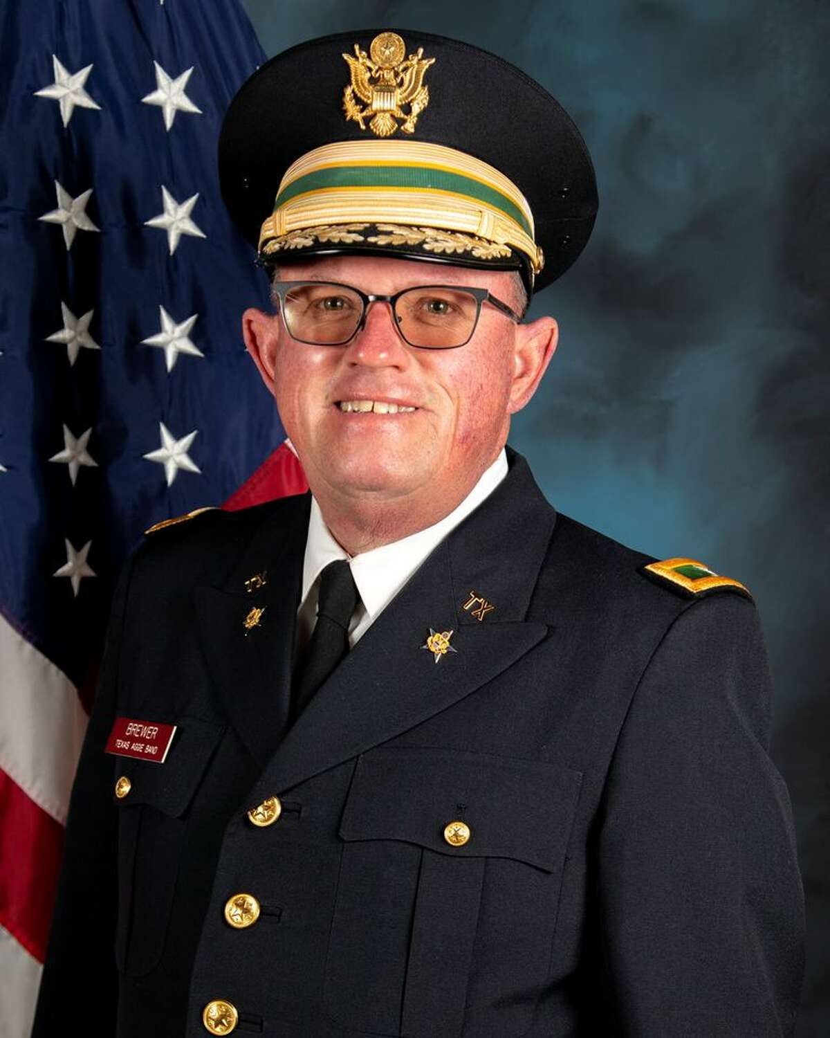 Col. Jay Brewer, the 'voice' of the Fightin' Texas Aggie Band, speaks Oct. 5 at a fundraiser for the Pasadena Area Aggie Moms Club. Visit pasadenaareaaggiemoms.org for details.