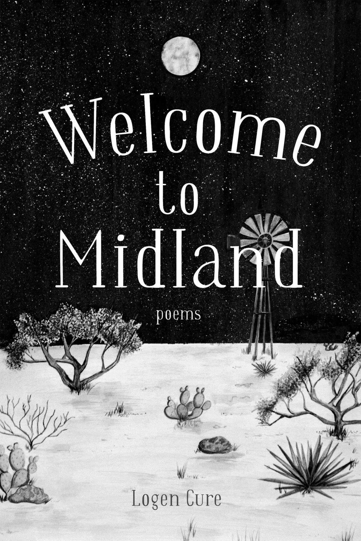 """The cover of """"Welcome to Midland"""" by Logen Cure."""