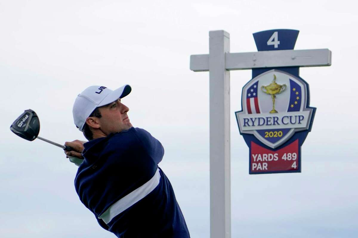 Scottie Scheffler and the Americans take on Team Europe in the Ryder Cup, starting at 5 a.m. Friday (Golf Channel), at Whistling Straits in Sheboygan, Wisconsin.