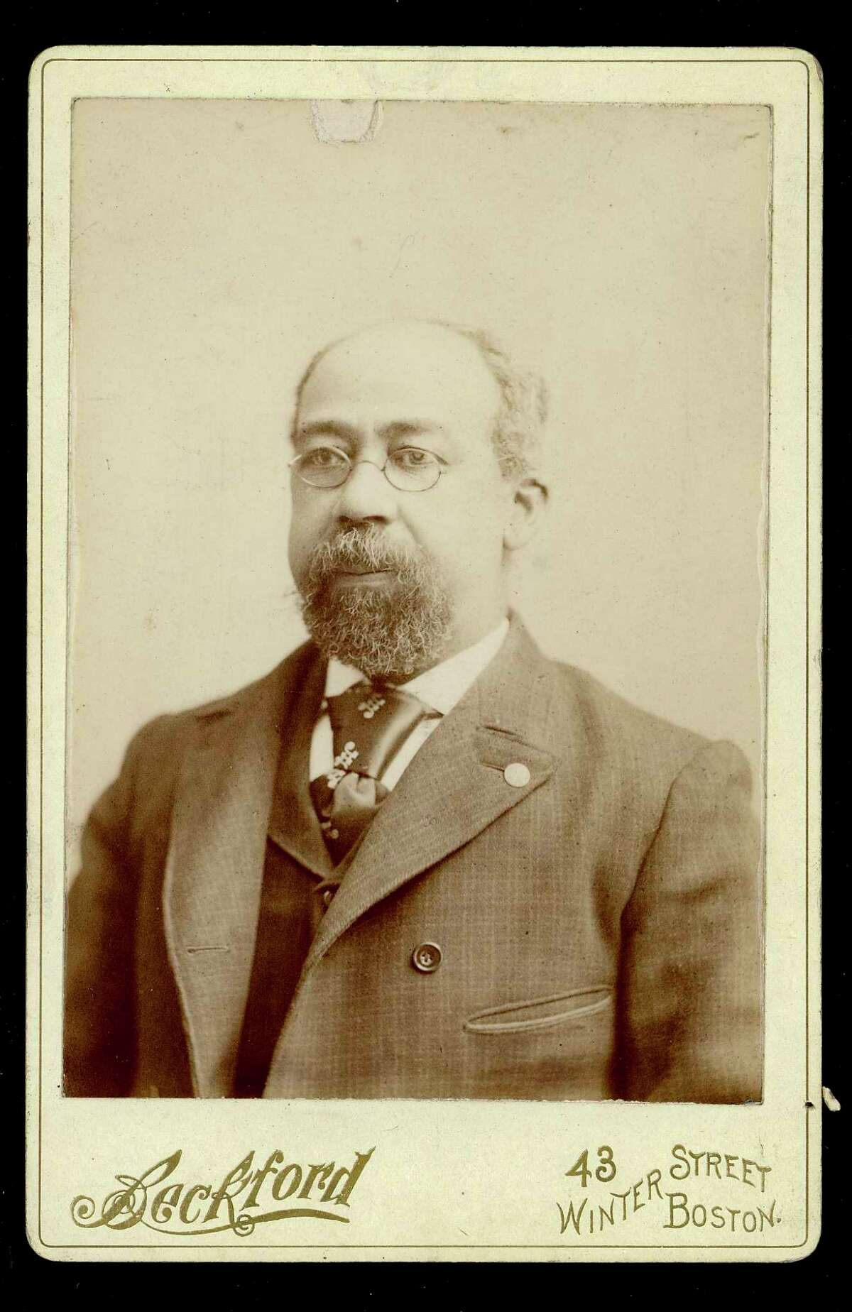 William B. Gould in the late 1870s or early 1880s.