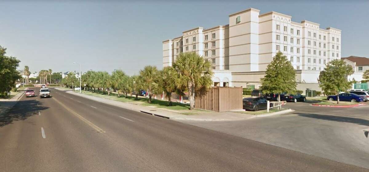 Pictured is the 200 block of Calle Del Norte. A woman was reported hit by her own vehicle at this location on Thursday.