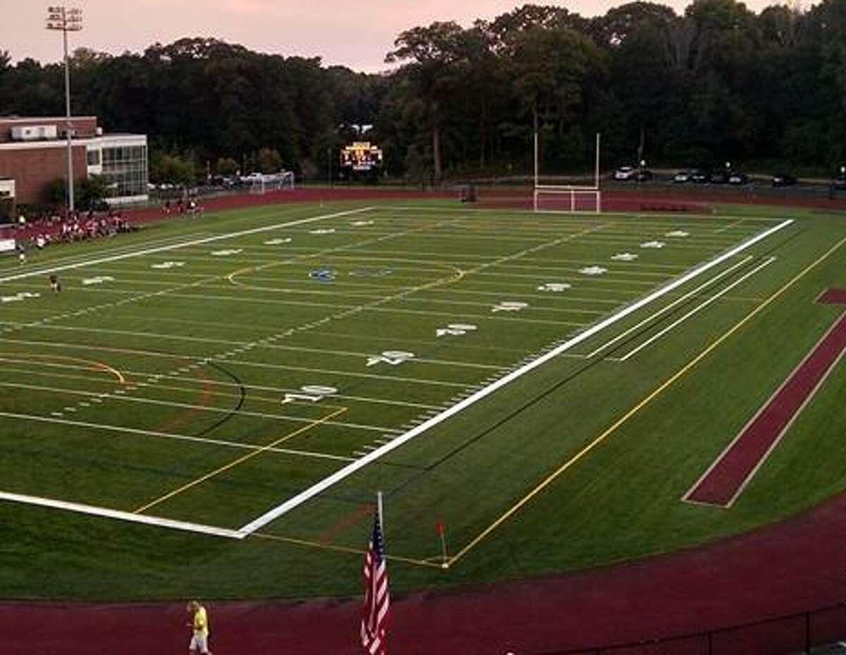 Fairfield Ludlowe will host Trumbull at Taft Field when the FCIAC football rivals meet on Friday night.