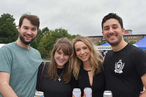 Stamford Downtown's Alive@Five concert series featured Third Eye Blind at Mill River Park on Sept. 23, 2021. Were you SEEN?