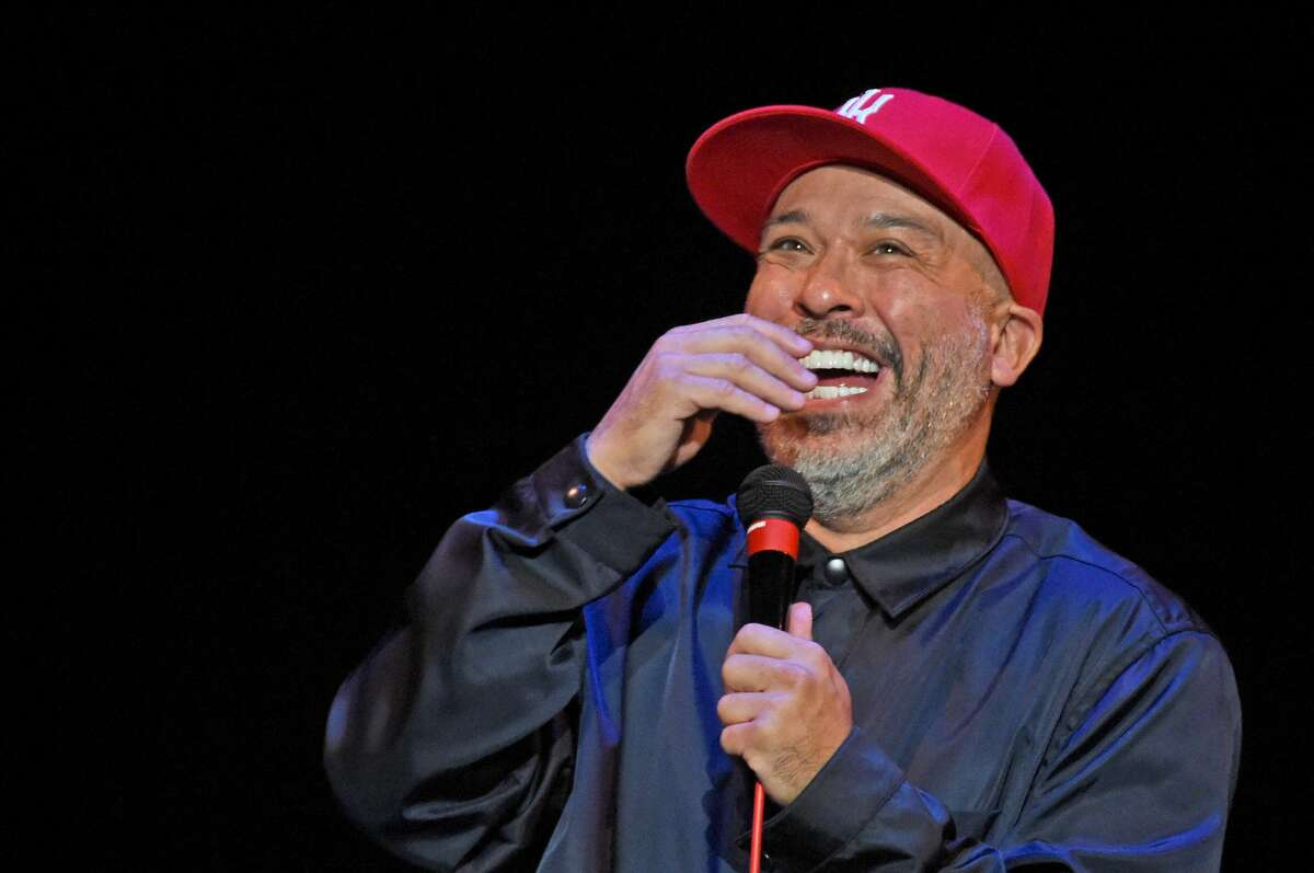 Comedian Jo Koy is in Albany for a two-night run of shows at the Egg on Thursday, Sept. 23 and Friday, Sept. 24 as part of his Just Kidding World Tour.