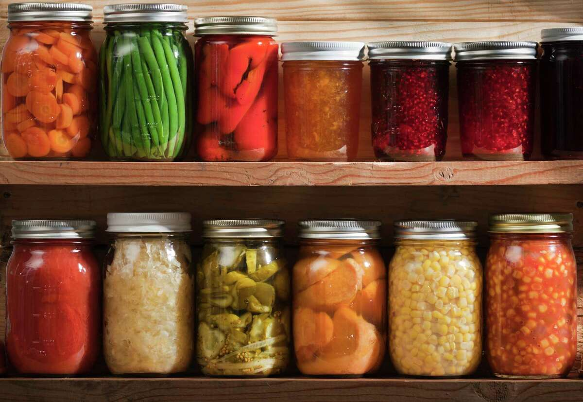 News Advocate columnist Roxanne Rowley remembers helping her mom prepare fruits and vegetables for canning and freezing in the fall, by pealing and slicing and dicing enough produce to fill hundreds of canning jars.(Courtesy photo/Getty Images)