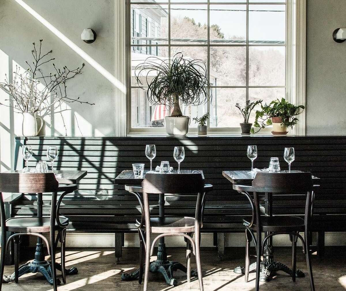 Gaskins is a destination-worthy restaurant, with indoor and outdoor seating. It reopens Oct. 1, and reservations are recommended in advance.