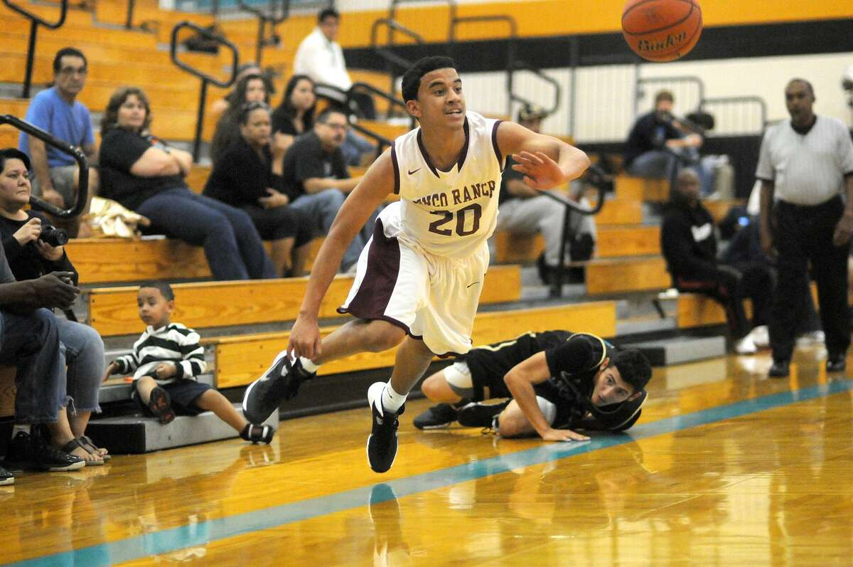 The McDonald's Texas Invitational basketball tournament - a fundraising cornerstone for the Pasadena ISD Education Foundation for many years - will be back this year. Cinco Ranch played Pasadena Memorial in this 2013 game at the tournament.