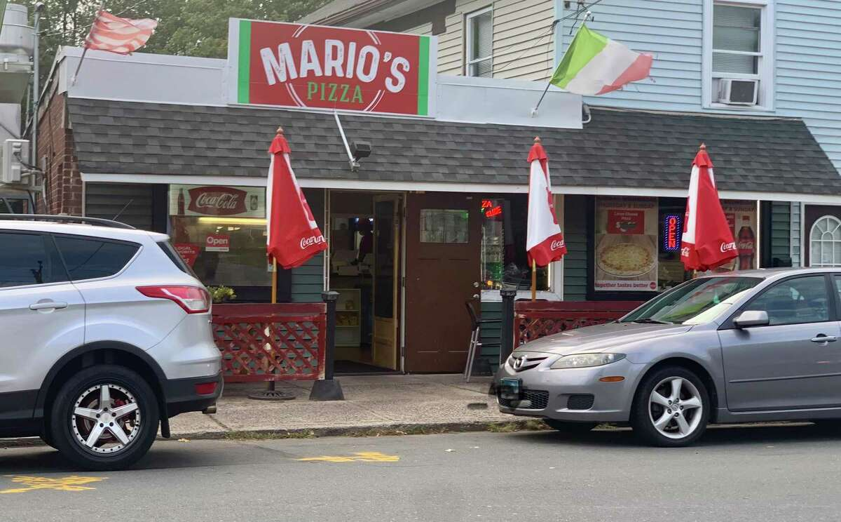 Mario's Pizza and Restaurant is located at 455 E. Main St. in Middletown.