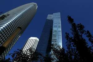 The Millennium Tower, San Francisco.