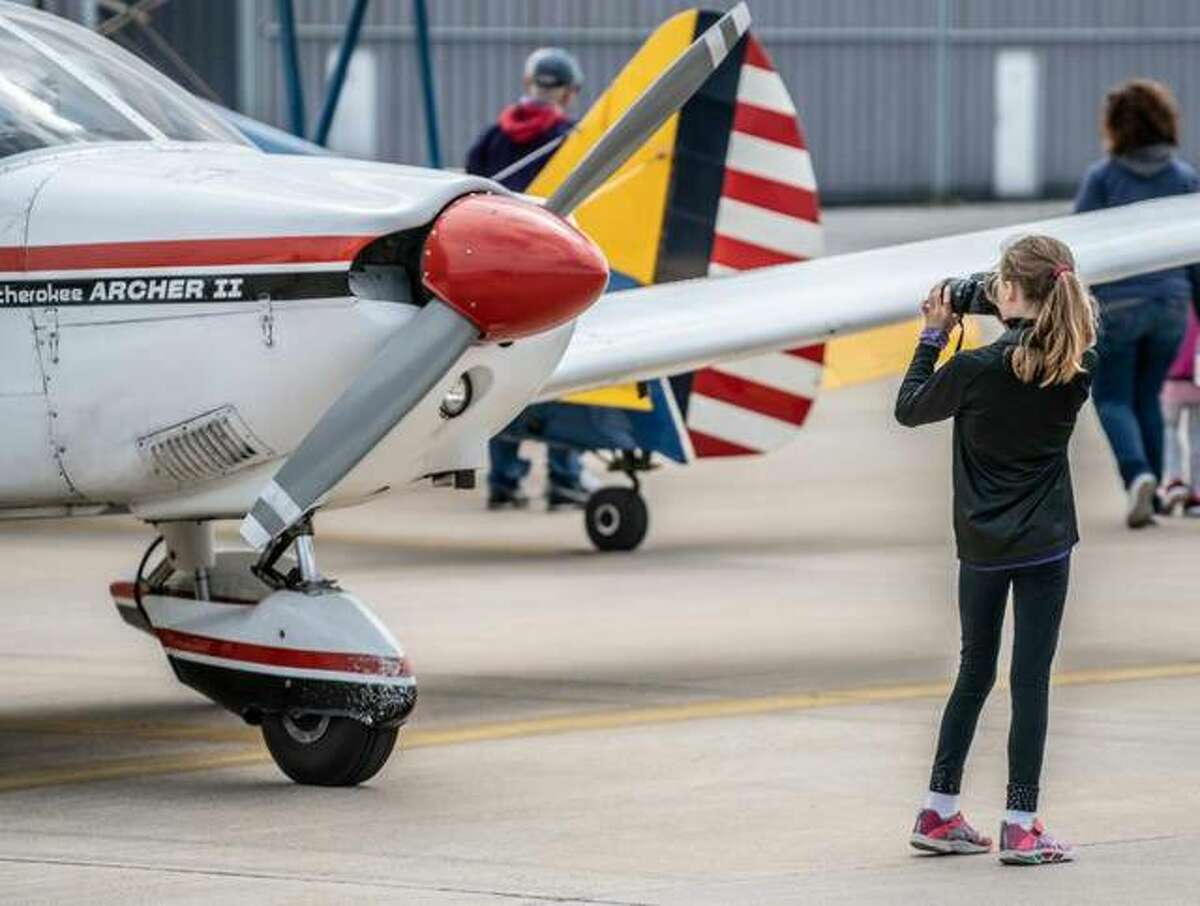 The 26th annual open house and Wings & Wheels Fly-In is set Saturday at St. Louis Regional Airport in Bethalto. The fly-in will include a variety of aircraft displayed 10 a.m. to 2 p.m. The car show will be open noon to 4 p.m.