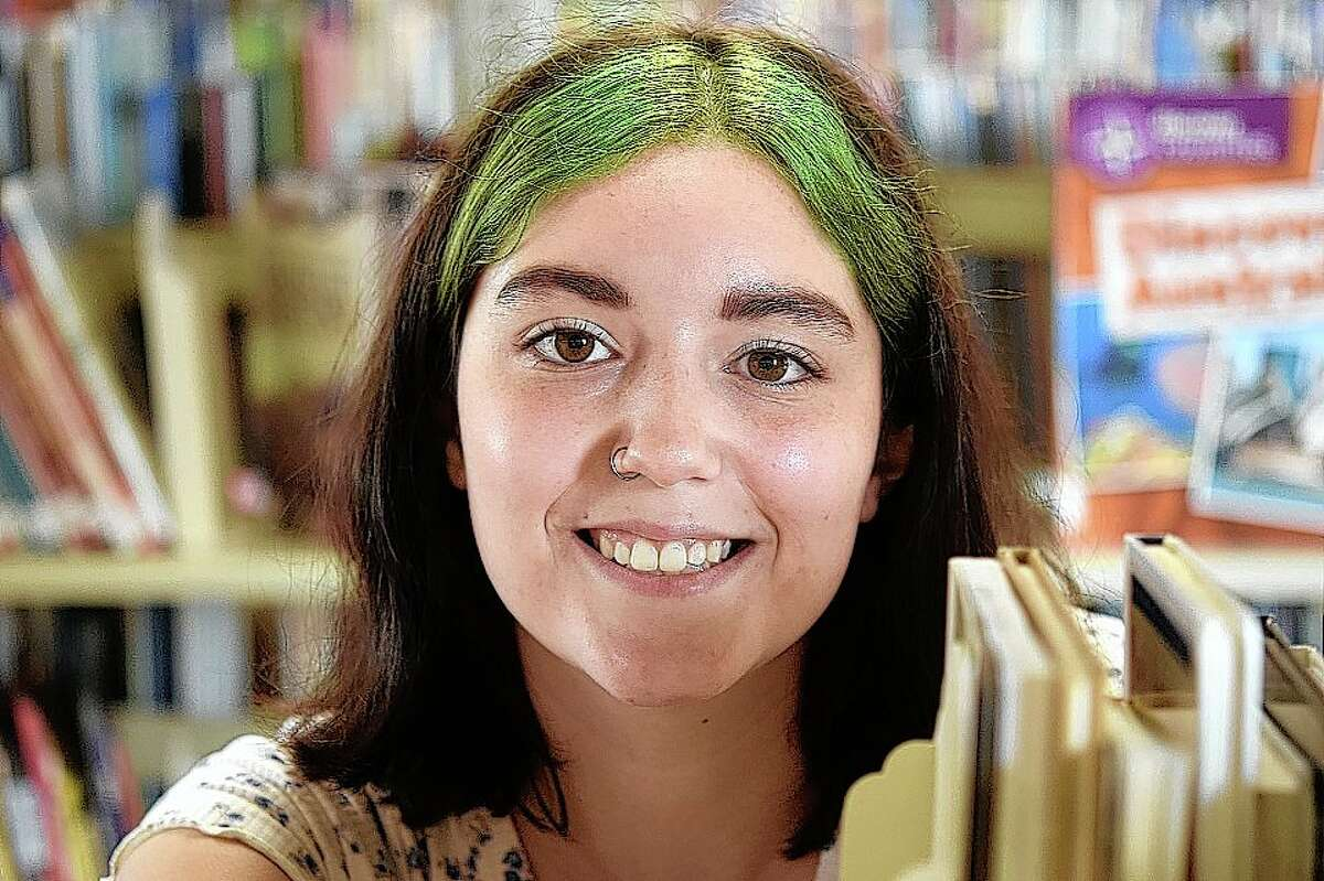 Jacksonville native Courtney Langdon is the new youth services librarian at Jacksonville Public Library.
