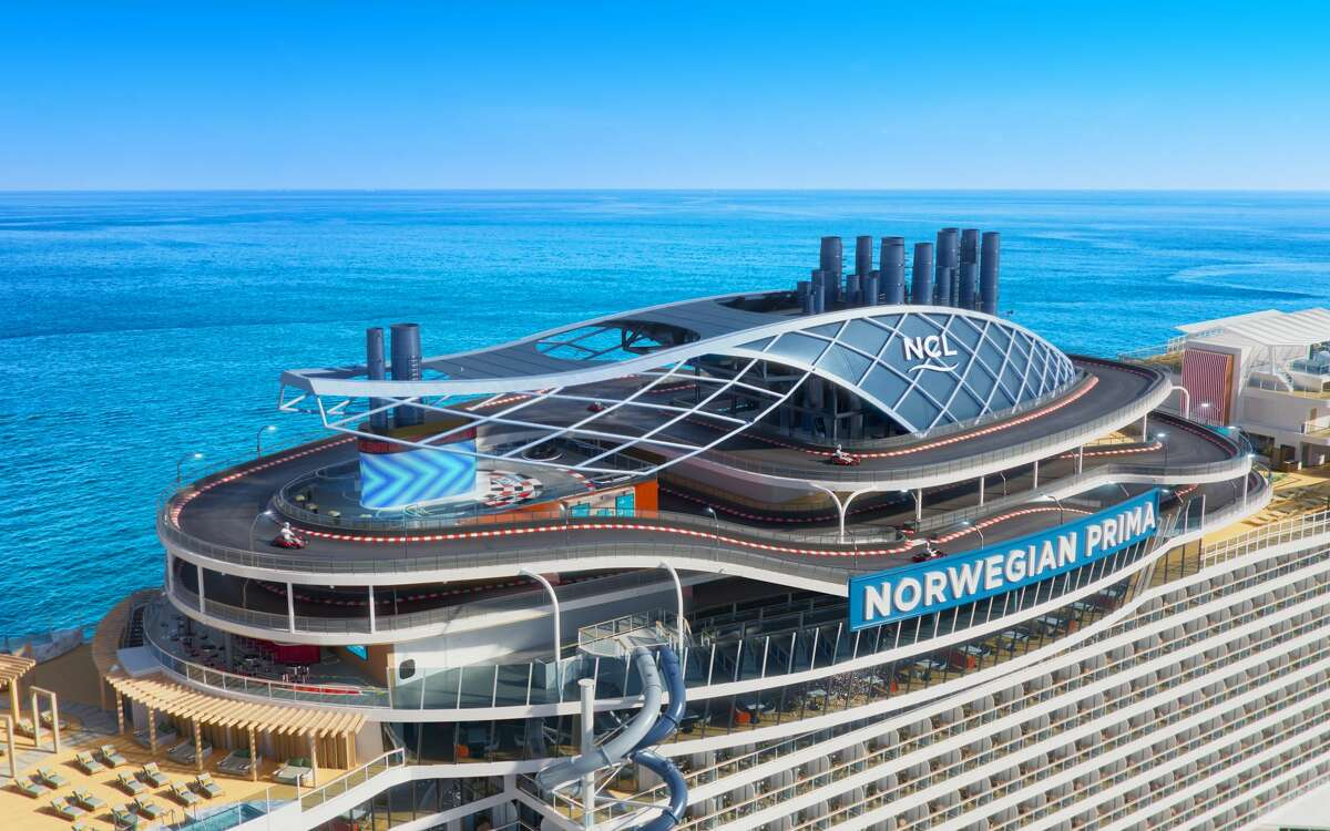 Norwegian Prima's maiden voyage will depart the Texas coast in the summer of 2022. Galveston, which is approximately four hours from San Antonio, will continue to serve as the home port for the winter seasons 2023 and 2024, according to the company's press release.