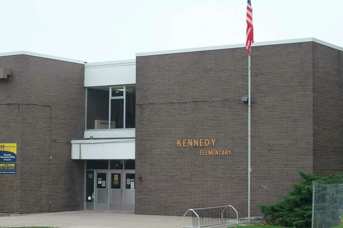 Manistee Area Public Schools staff and families received a notification from superintendent Ron Stoneman this week stating two Kennedy Elementary students tested positive for COVID-19. (File photo)