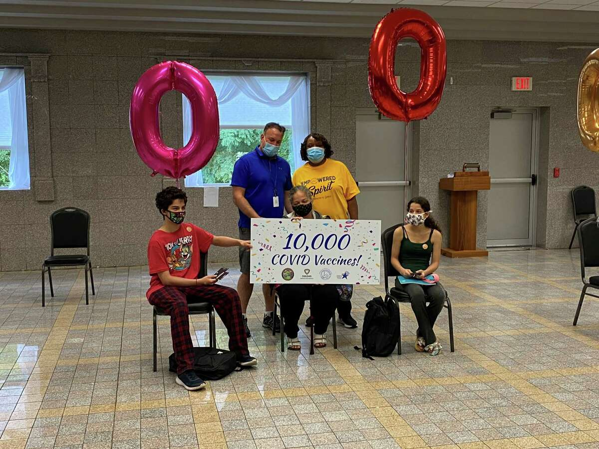 The Middletown Health Department recently celebrated its 10,000 COVID-19 vaccination. The department is looking to hire a new community health educator.