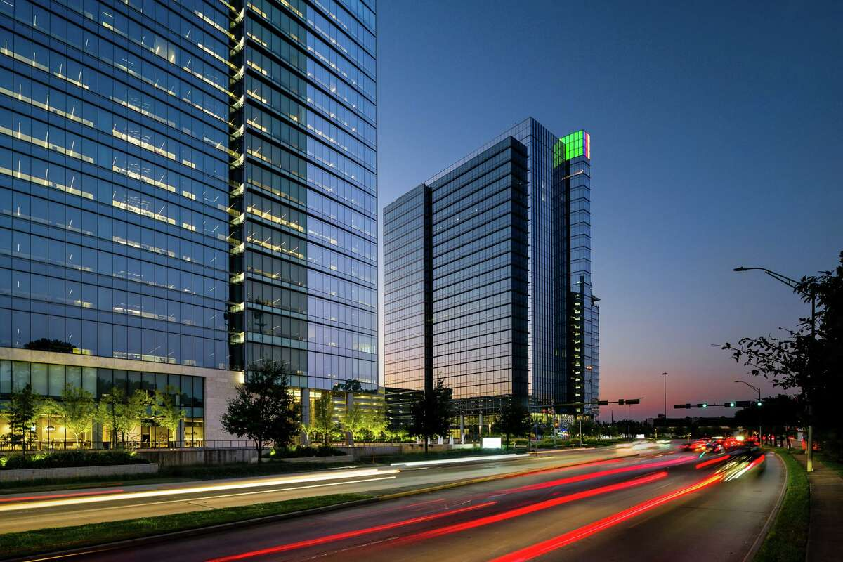 The Energy Corridor District, which was established by the Texas Legislature in 2001 as Harris County Improvement District #4, runs along the Katy Freeway west of the Beltway from Kirkwood Rd. to just west of Barker Cypress Rd.