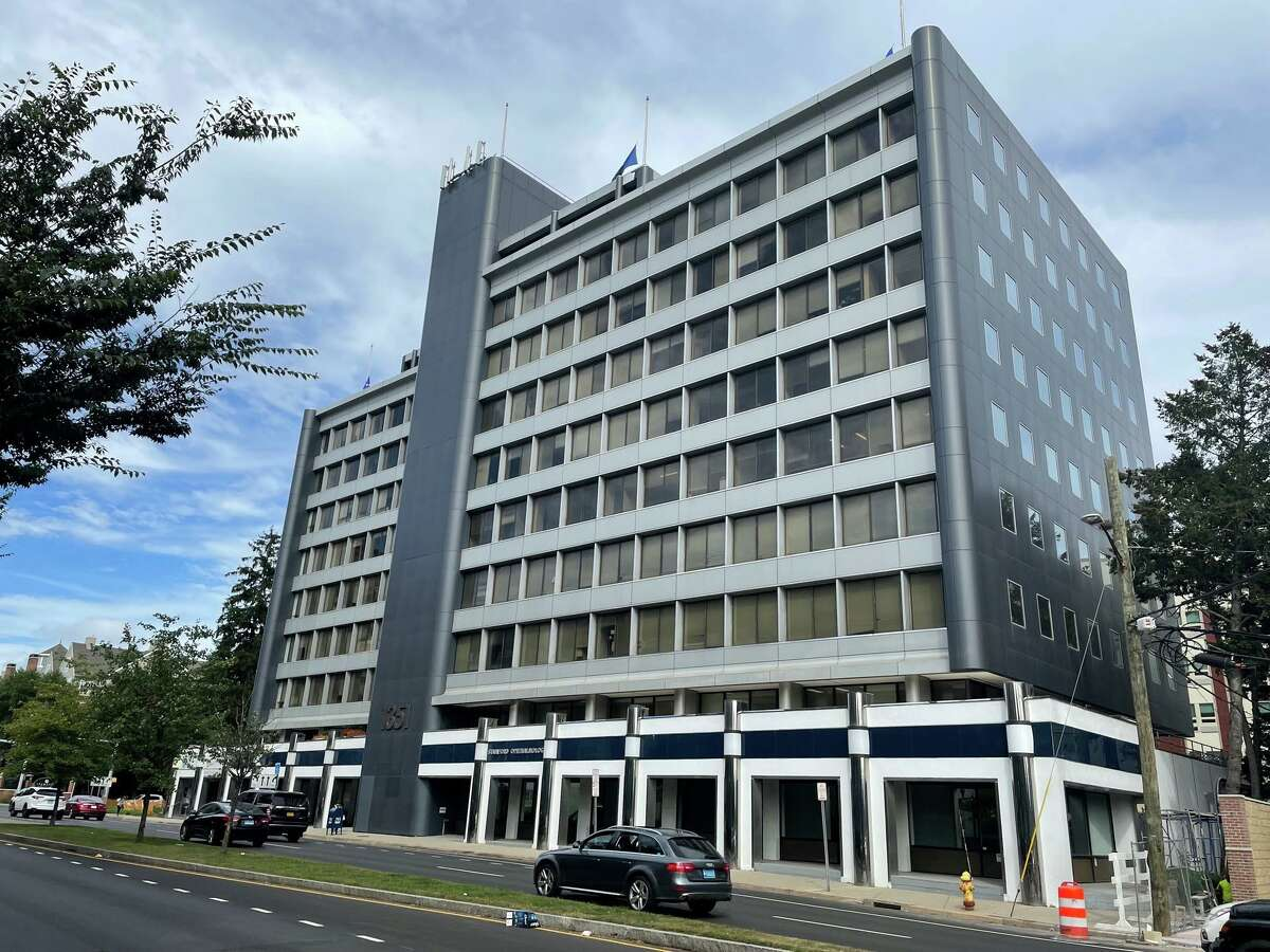 Stamford Health currently has several non-clinical departments based at 1351 Washington Blvd., in downtown Stamford, Conn. It plans to relocate about 270 employees based here to 3001 Summer St., by the end of 2021.