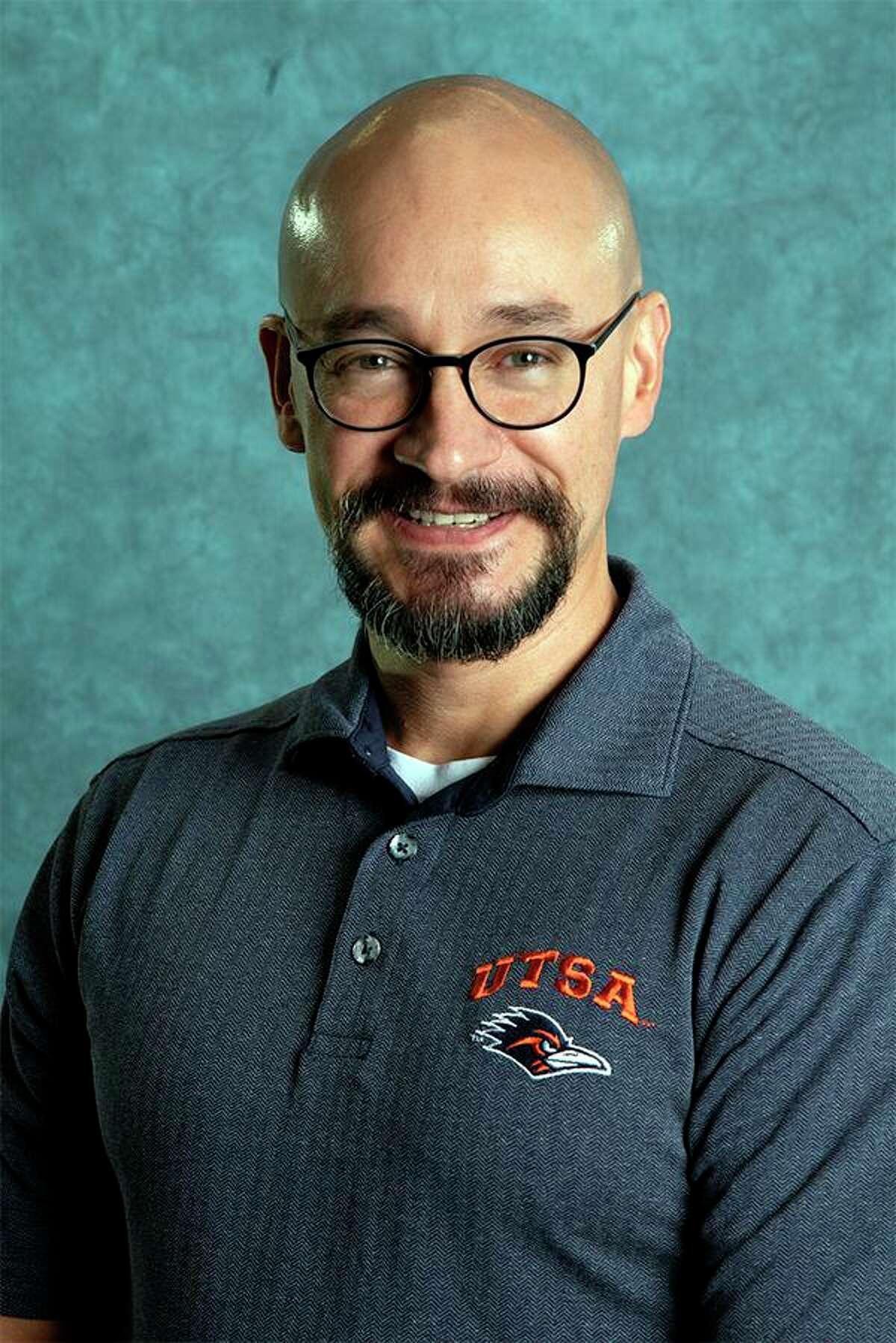Juan B. Gutiérrez, Ph.D. is Professor and Chair of Mathematics at the University of Texas at San Antonio.