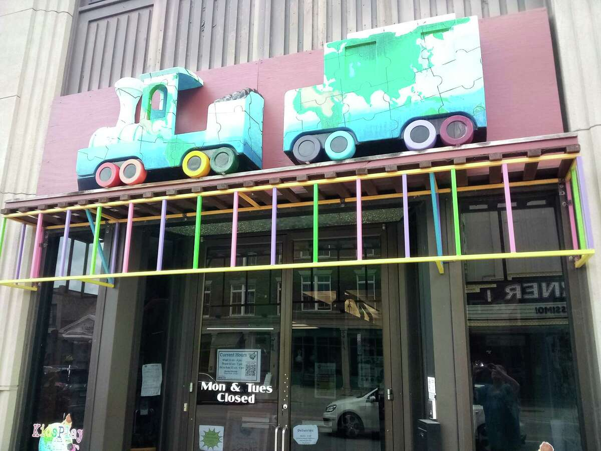 Torrington's quest to establish a cultural district downtown includes an inventory of its arts and culture spaces. Pictured is KidsPlay Children's Museum on Main Street.