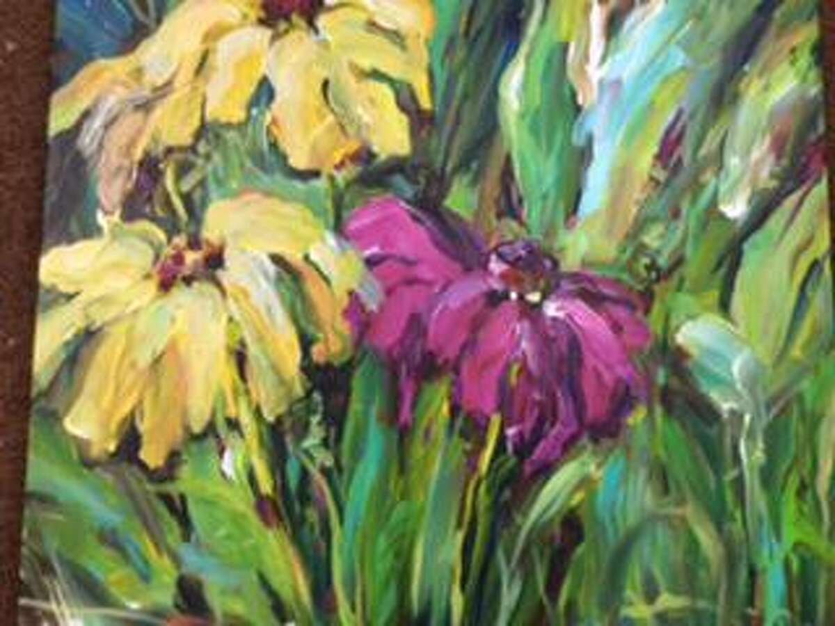 """The Goshen Business Circle is helping to promote local artists with a"""" Round About"""" Studio Tour, 10 a.m.-4 p.m. Oct. 2-3. Pictured are paintings by Lori Barker and Mary Donaldson."""