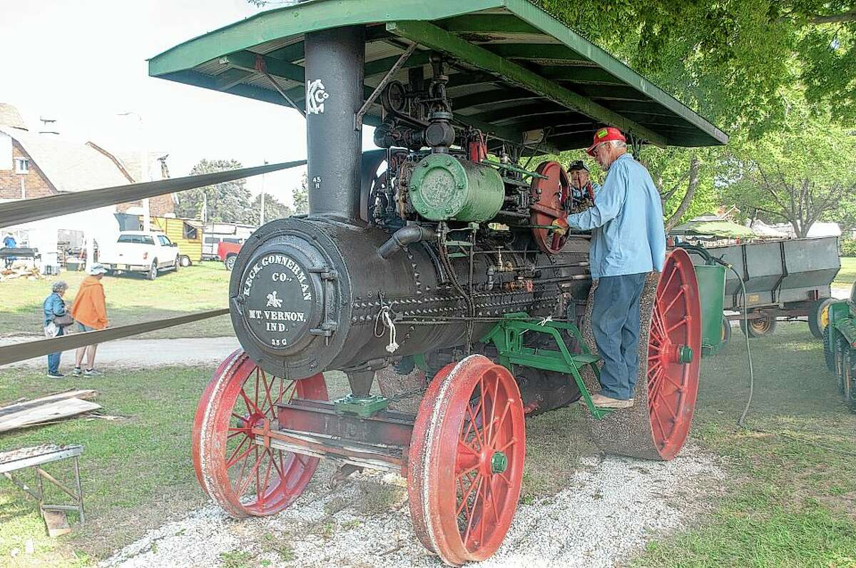 The Prairie Land Heritage Museum Fall Festival and Steam Show is underway. The show, which was canceled last due to the COVID-19 pandemic, will continue through Sunday and is located at 1005 W Michigan Ave. in Jacksonville.