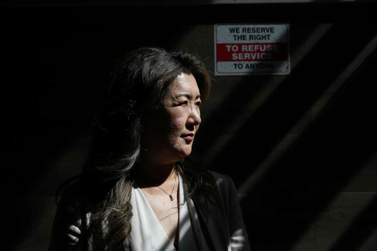 Jeannie Kim, who owns Sam's American Eatery at 1220 Market St., said her block has continued to deteriorate and that she spends 25% of her time dealing with crime and vandalism.