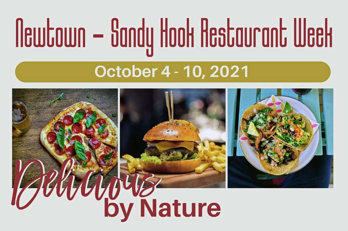Restaurant Week in Newtown and Sandy Hook is Oct. 4 through Oct. 10