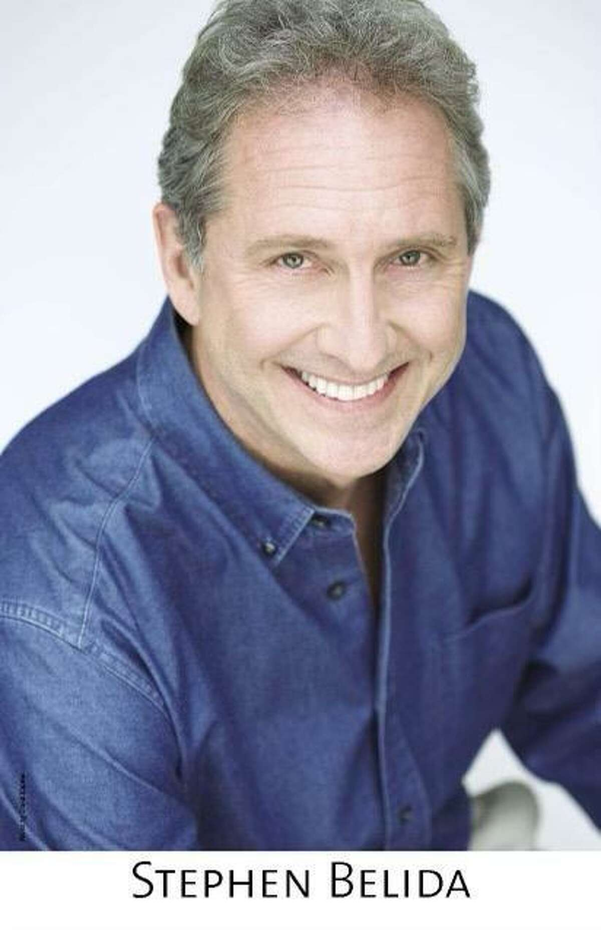 Steve Belida, a Broadway actor and producer, will take part in a fundraiser show called 'Love Letters' from Oct. 1 to Oct. 3 in Brookfield.