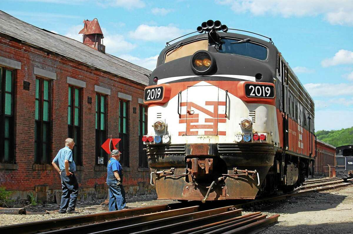 The Railroad Museum of New England has announced its 2021 fall and winter schedule for the Naugatuck Railroad,