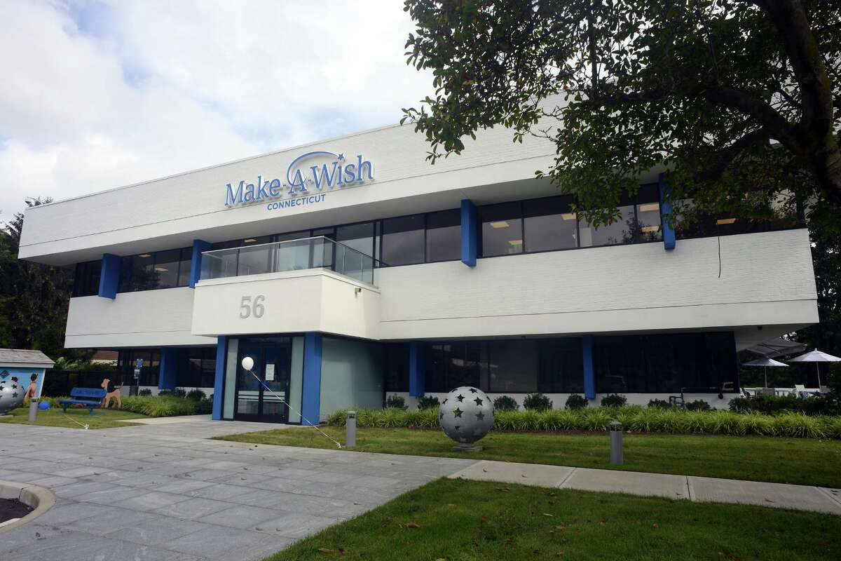 Make-A-Wish Connecticut's new headquarters in Trumbull.