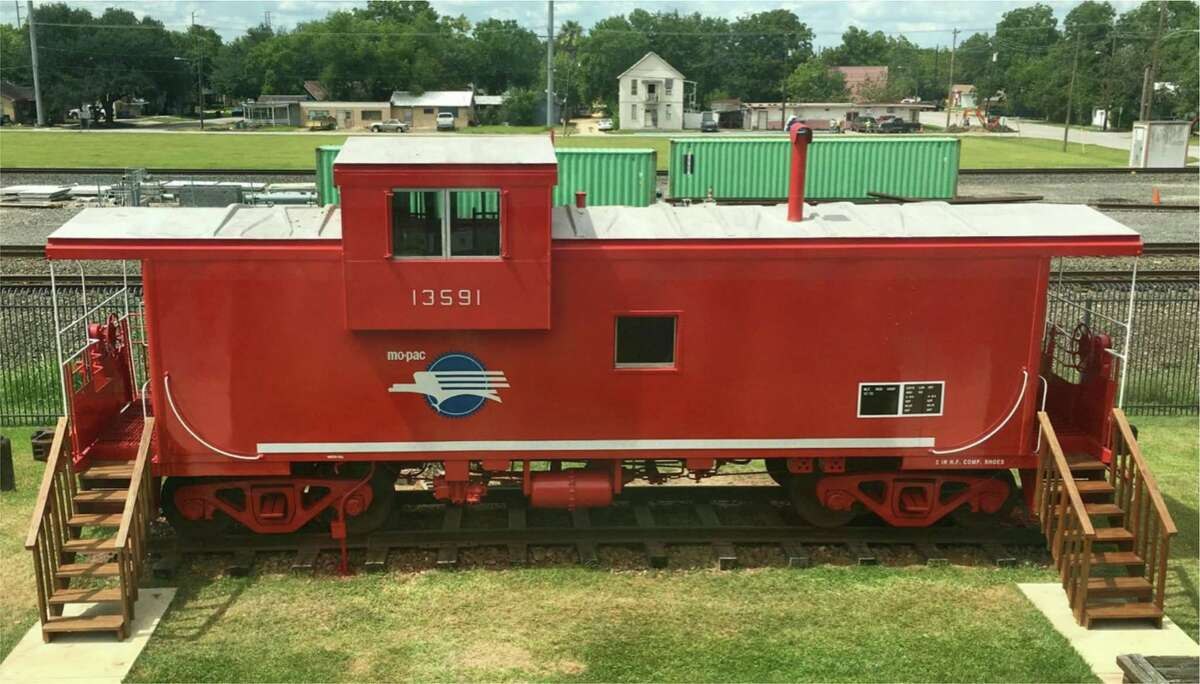 The Seventh Annual Fall Fun Fest-May the Steam Be With You Fundraiser is slated to take place from 10 a.m. to 4 p.m. Saturday, Oct. 9, at the Rosenberg Railroad Museum at 1921 Avenue F in Rosenberg. Shown here is the MoPac Caboose Exhibit at the Rosenberg Railroad Museum.