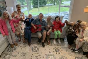 Dogwood Home, located at 68 Dogwood Drive in Shelton, is a 3,300 square foot ranch-style custom designed home which houses six seniors of any age who require assisted living or memory care assistance with of two 'round-the-clock caregivers.