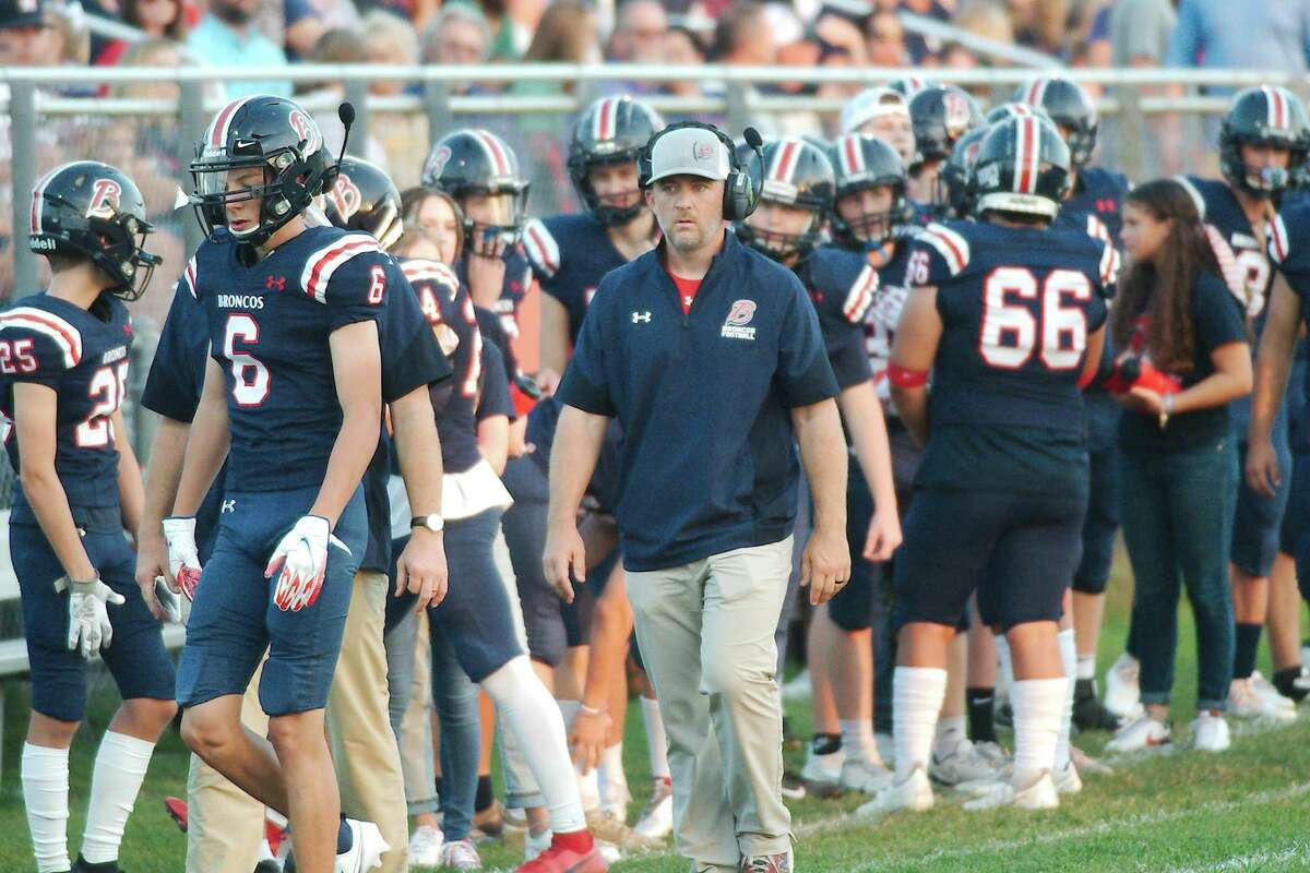 Bay Area Christian football coach Les Rainey and the rest of the Broncos couldn't pull out a win Friday night in The Woodlands.